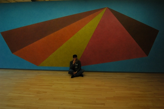 lewitt and me