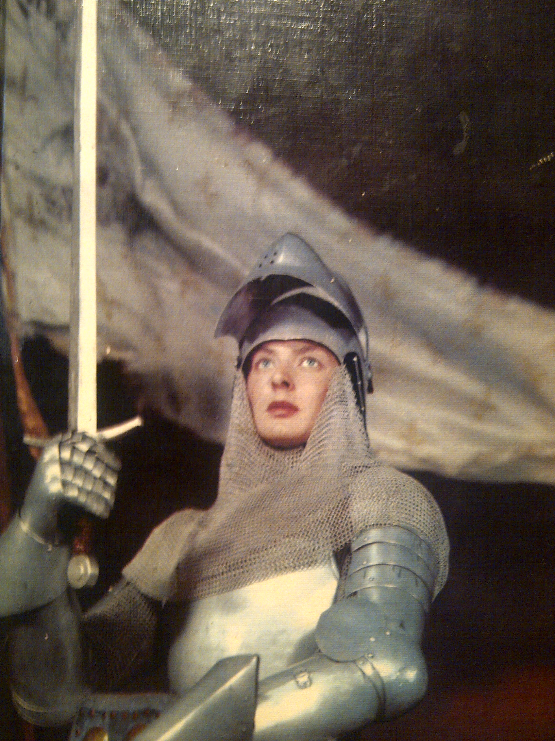 joan of arc bipolar disorder essay Explore seven surprising facts about joan of arc, 600 years after the  including  migraines, bipolar disorder and brain lesions, to name just a.