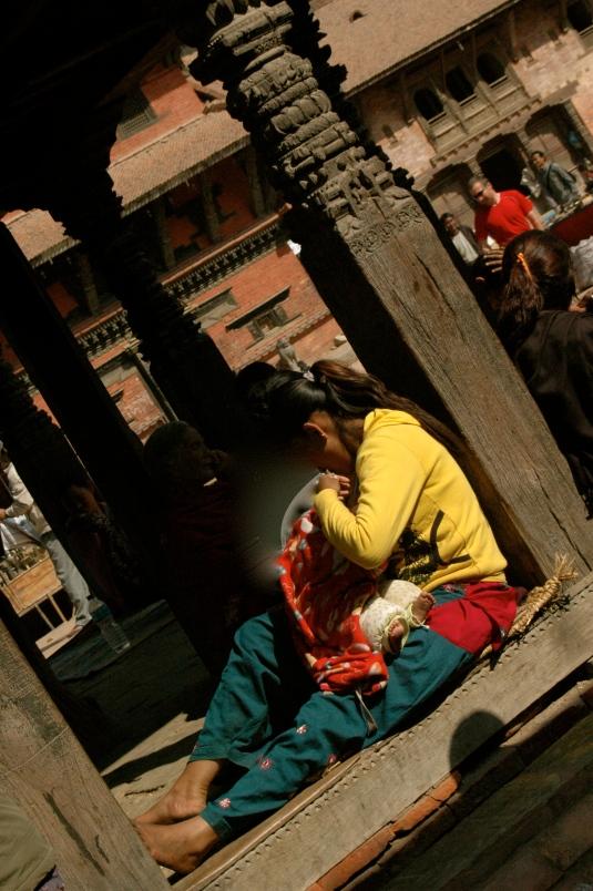 Nepali Madonna